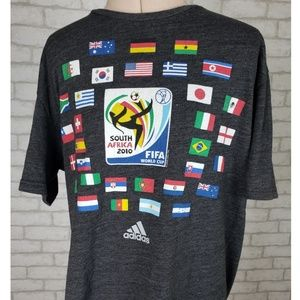 Adidas FIFA World Cup South Africa Size Medium